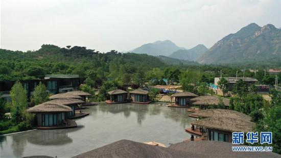 (经济)(1)天津蓟州:农家院换新颜