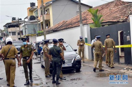 (国际)(1)斯里兰卡首都发生踩踏事故致3人死亡