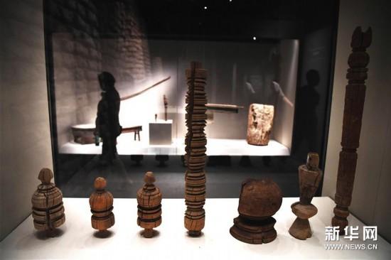 (文化)(1)新疆和田博物馆优化升级后开馆