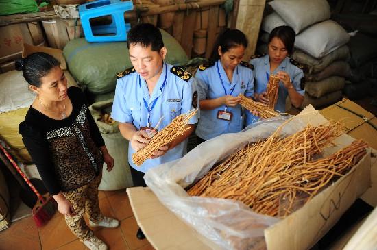 廣西藥監局多舉措助力中藥壯瑤藥產業發展
