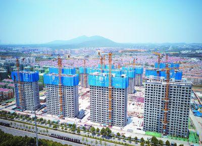 南京栖霞区百水保障房项目有序推进 今年交付13幢