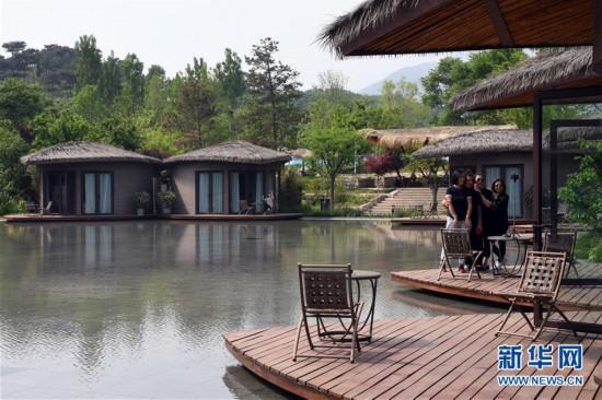 (经济)(2)天津蓟州:农家院换新颜