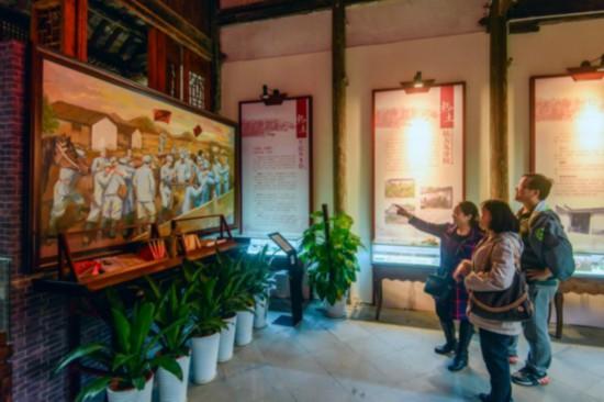 南京溧水晶桥:党建引领乡村振兴 打造美好家园