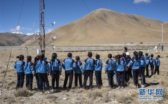(2020珠峰高程测量)(1)珠峰脚下的公众科学日活动