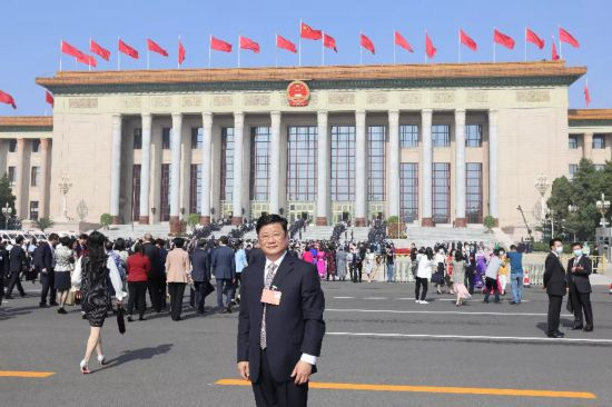 九三学社中央常委徐国权代表:完善食药目录,发展传统药膳