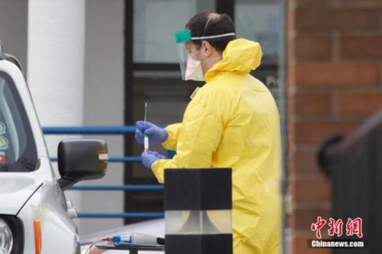 白宫促2周内完成所有养老院病毒检测美媒:目标难实现
