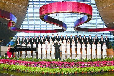 """国家大剧院""""声如夏花""""系列线上音乐会迎来首场合唱专场"""
