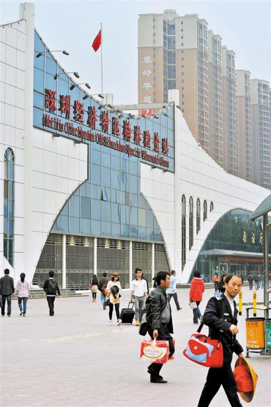 深圳二线关:特区历史见证者