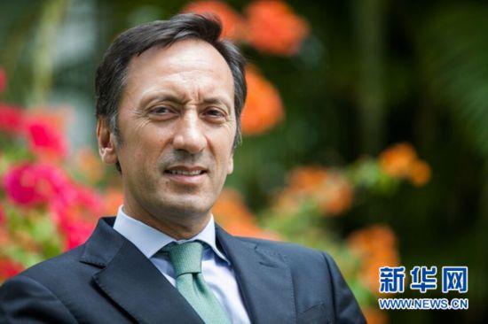 【大使看中国】葡萄牙驻华大使:反对借疫情指责一个国家或民族