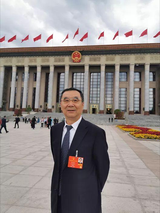 青岛市人大常委会主任宋远方代表:伟大的时代产生伟大的法典