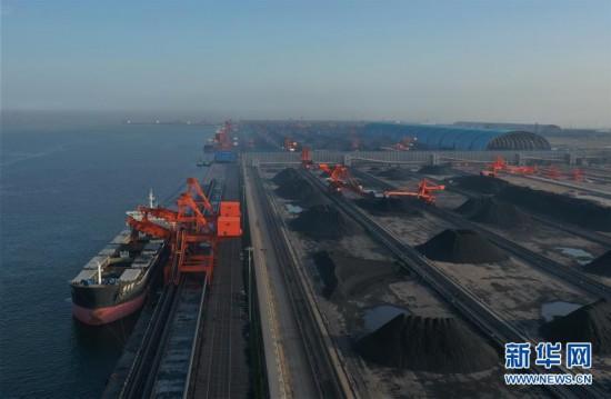 (经济)(3)唐山港曹妃甸港区煤码头三期先期工程投产