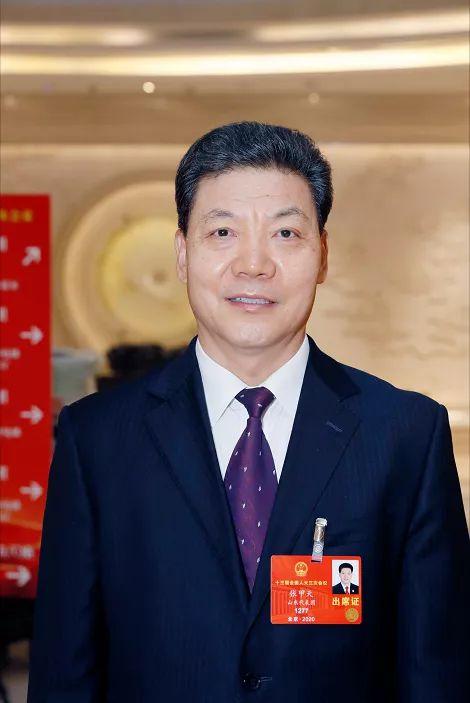 山东省高院院长张甲天代表:民法典草案生动体现为民宗旨,切实维护人民权益