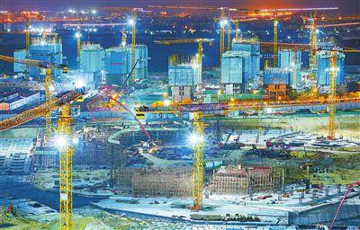 超常规速度助力自贸港建设