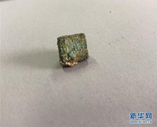 (圖文互動)(5)黃河邊發現大型古墓群 出土文物2000余件