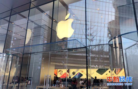 苹果计划重开约100间美国门店大部分店只限取货