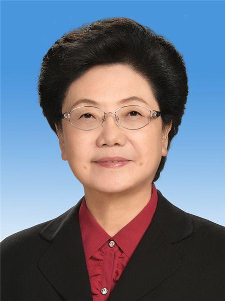 李斌当选全国政协秘书长(图/简历)