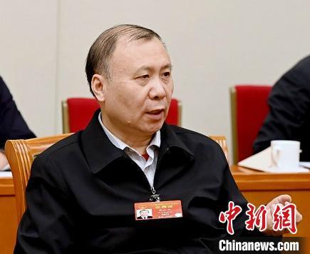"""人大代表高红卫:""""新基建""""为中国治理能力现代化提供支撑"""