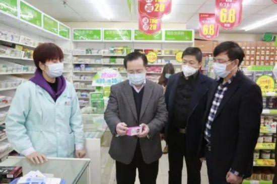 柳州市市場監管局綜合施策嚴守藥品安全底線