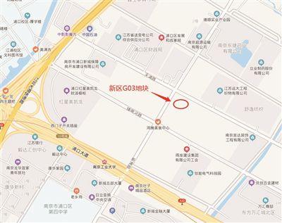 """22976元/?南京江北核心区""""地王""""易主"""