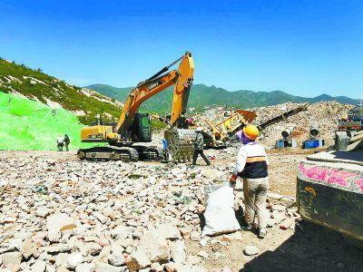 建筑垃圾管理进入立法通道