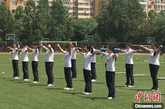 北京体育中考将随堂考疫情下学生运动不聚集、不激烈