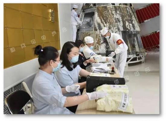 航天育种产业创新联盟搭载实验开舱啦