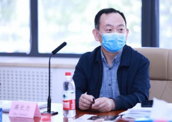國家廣電總局電視劇司司長 高長力