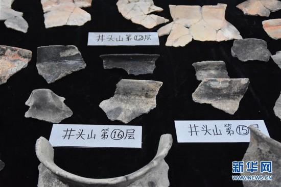 (图文互动)(1)浙江余姚发现早于河姆渡文化1000年的史前遗址