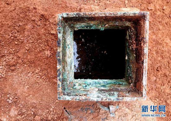 (图文互动)(7)河南洛阳发掘一处西汉家族墓 墓主身份成谜