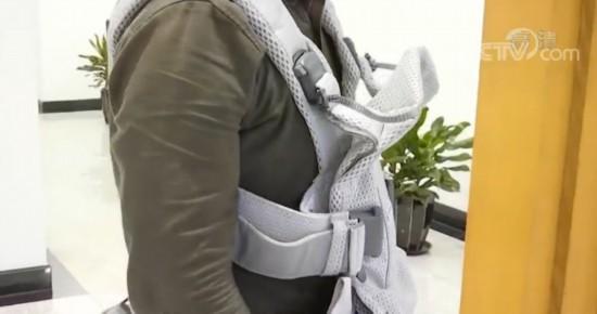 婴幼儿软背带安全性如何?市场上超六成产品存在质量安全风险
