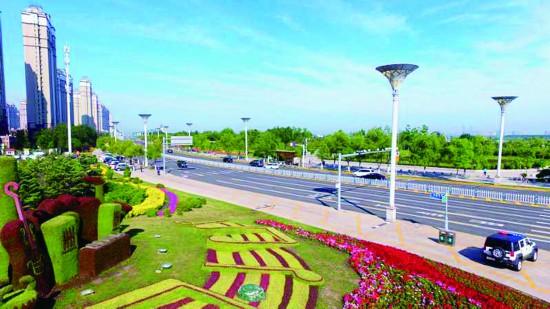 哈尔滨:37个景观精品打造道里新风情