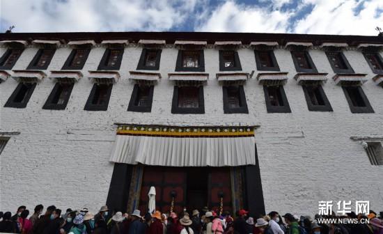 (社会)(2)布达拉宫恢复对外开放