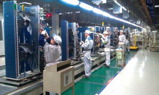 中央处理器大金空调的工业互联之路