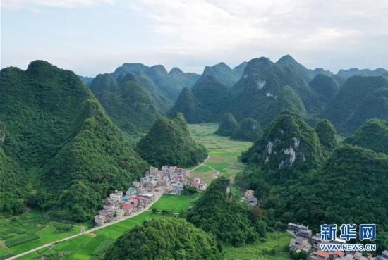 (新华全媒头条・图文互动)(1)幸福是这样炼成的――毛南族的脱贫故事