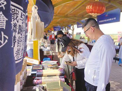银川市首届乡村文化旅游节开幕