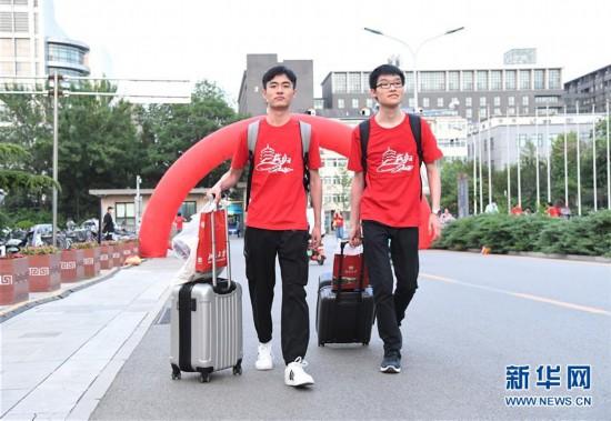 (图文互动)(6)北京首批20余所高校毕业年级学生分批次返校复课