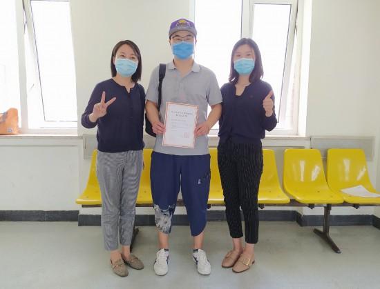 援鄂医疗队员二胎宝宝免费获存脐带血