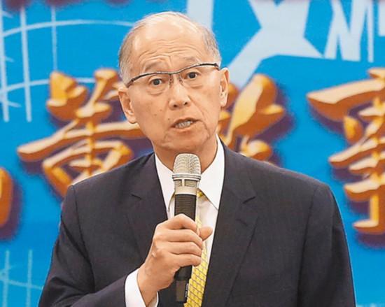 """李大维正式就任台湾海基会董事长透露蔡英文""""有指示"""""""