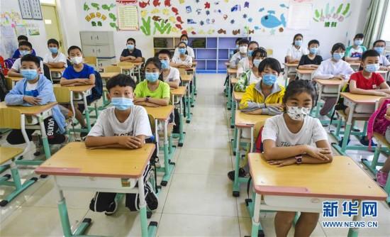(教育)(1)河北部分年級學生返校復課