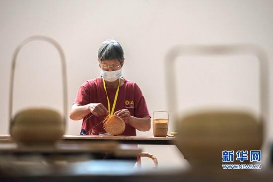 70名能工巧匠同台展示永春古法工艺