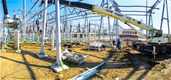 吉林省各地扎实推动重大项目取得新进展
