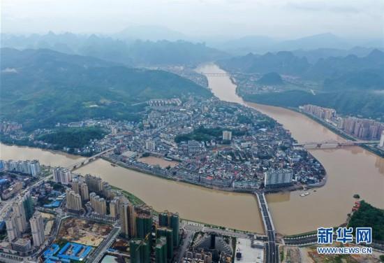 (环境)(1)广西多地遭受严重洪涝灾害