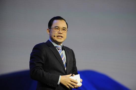 朱华荣出任长安汽车董事长兼长安福特董事长