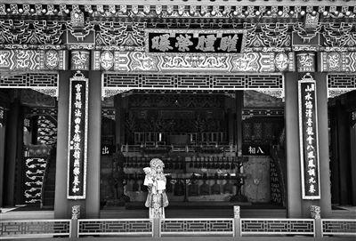 非遗日颐和园真的恋上了京剧