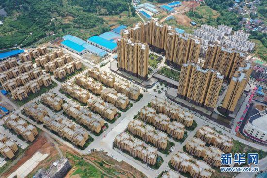 """(社会)(5)贵州天柱:""""扶贫工厂""""稳就业促增收"""