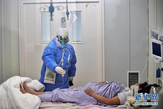 (健康)(1)探访北京地坛医院新冠隔离病房