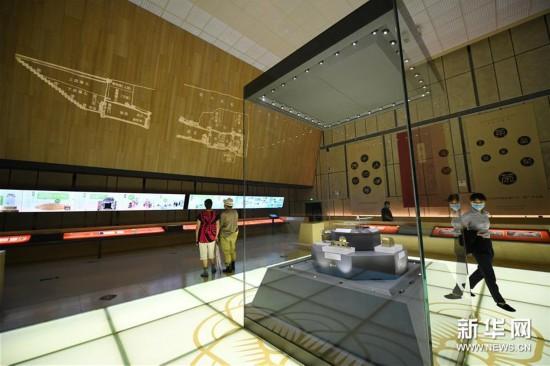 (文化)(1)法门寺出土皇家茶具展亮相陕西历史博物馆