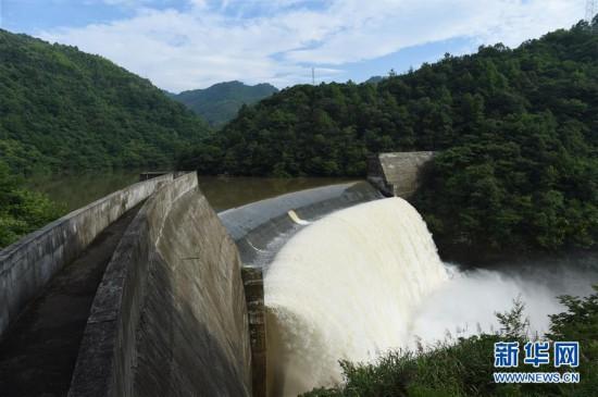 (环境)(1)淮河流域部分水库水位超汛限