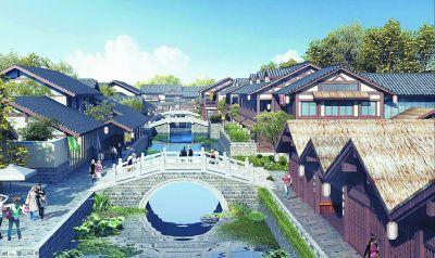 南京溧水城隍庙文化街区主体建筑群基本建成