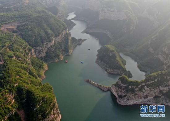 (环境)(1)夏日黄河小浪底